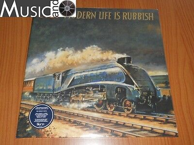 Blur - Modern life is rubbish - 2LP 180GR + MP3  SIGILLATO