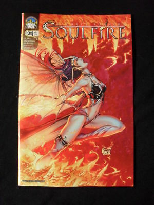 Michael Turner's Soulfire Volume 4 #2 Cover A (Aspen Comics)
