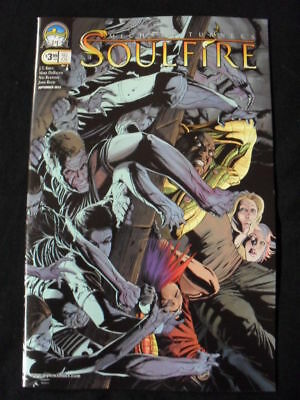 Michael Turner's Soulfire Volume 4 #2 Cover B (Aspen Comics)
