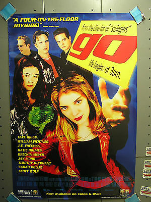 GO Video Poster- MOHR/DIGGS/MEYER (ITCPO-1038)