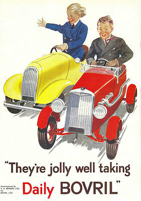 """AD64 Vintage Marmite Advertisment Advertising Poster A3 17/""""x12/"""" Re-print"""
