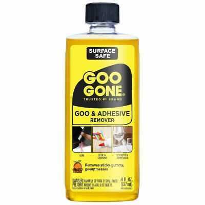 Goo Gone Decal Adhesive Sticker Gum Remover Removal UK - 8oz/236ml (Goo Be Gone)