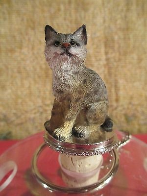 Bobcat ~  Wine Stopper
