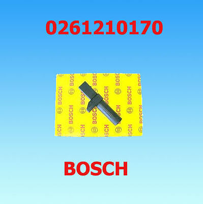 MERCEDES-BENZ ENGINE CRANKSHAFT CRANK POSITION SENSOR BOSCH OEM
