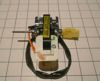 Samsung/whirlpool  Fridge Evaporator Fan Motor 240V With Plug In -Harness