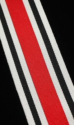 FMR 465 UK Special Constabulary Long Service Medal, Full Ribbon, 12 inchs