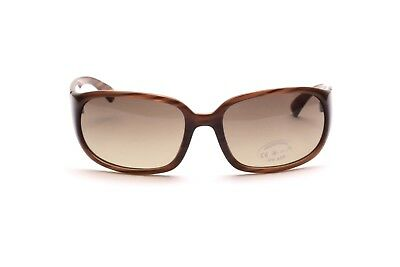 ca98275d8481 Brown transparent stiped cool sunglasses by FABRIS LANE made in Italy M3