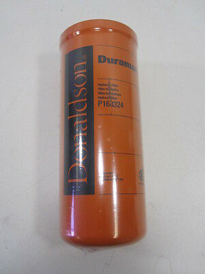 """Donaldson Duramax P168324 Spin-On 9-17/32 x 3-3/4"""" Hydraulic Filter NEW"""