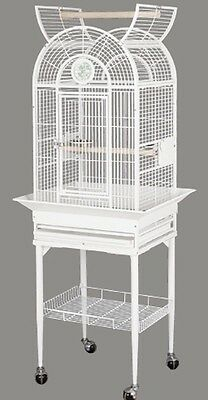 21816 PARROT CAGE 18x16x57 bird cages toy toys cockatiel conure parakeet canary