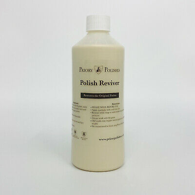 French Polish Reviver - White Ring Remover 500ml.