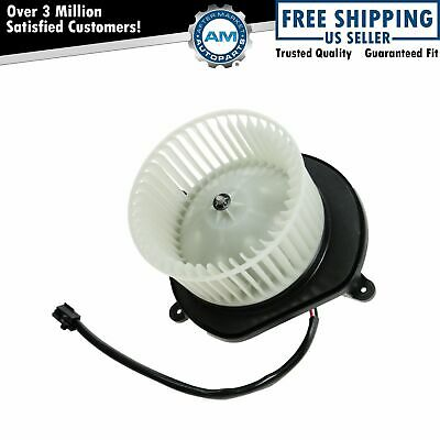 Heater Blower Motor w/ Fan Cage Front for Jeep Grand Cherokee Commander