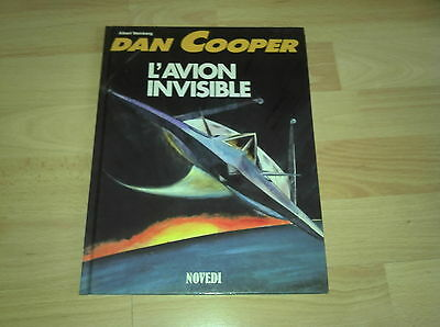 E.o Dan Cooper N° 36 L'avion Invisible