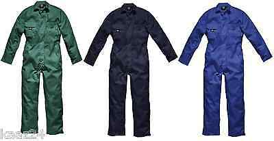 Dickies Redhawk Coverall Work Overalls Boiler Suit WD4819R