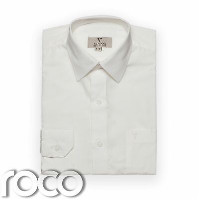 Boys Cream Shirt, Childrens Shirts, Kids Shirts, Formal Shirts, Dress Shirts
