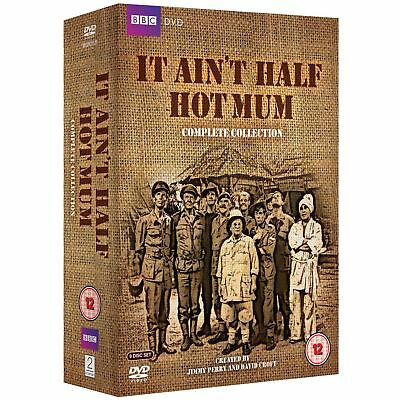 IT AIN'T HALF HOT MUM Complete Collection Series 1-8 SEALED/NEW 5051561033292