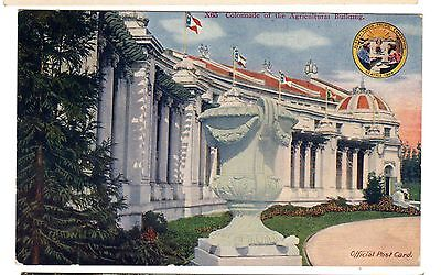 1909 postcard-Agriculture Building, Alaska-Yukon-Pacific Exposition, Seattle