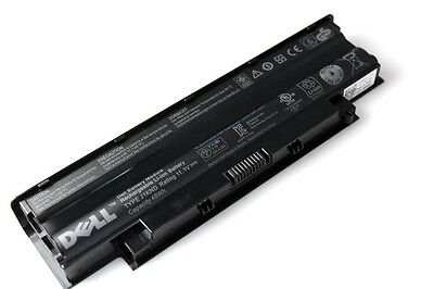 DELL INSPIRON 15R 6 CELL LAPTOP LI-ION BATTERY BLACK 48 Wh N5110 GENUINE NEW