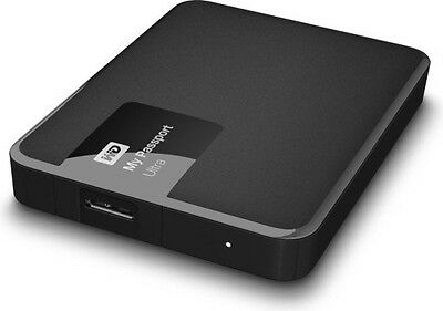 "2000GB 2 TB 2,5"" externe Festplatte Western Digital WD USB 3.0 My Passport"