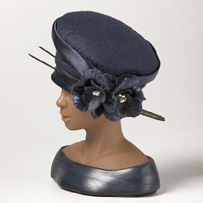 Harriet Rosebud Minature Hat Third Sunday #3114