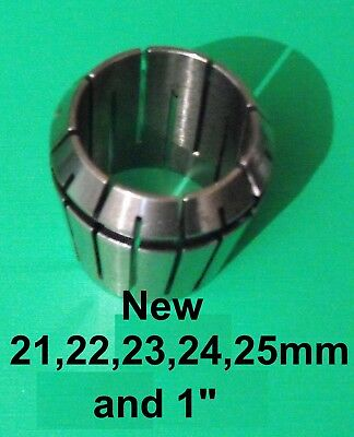 Gloster ER32 collet all sizes 2.0-25.0mm NEW DIN6499B Quality collets ***SALE