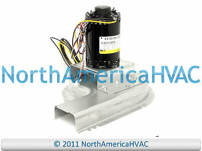 OEM CARRIER BRYANT Payne Furnace Inducer Exhaust Motor ... on