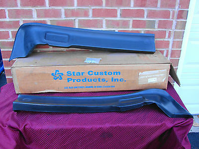 79-91 Dodge Van Vintage Disco Era Star Custom Nos Chin Spoiler