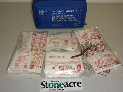 Vauxhall First Aid Kit  *new* Genuine* 93199417