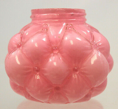 Consolidated Lamp & Glass - Bulging Petal - Pink cased shaker
