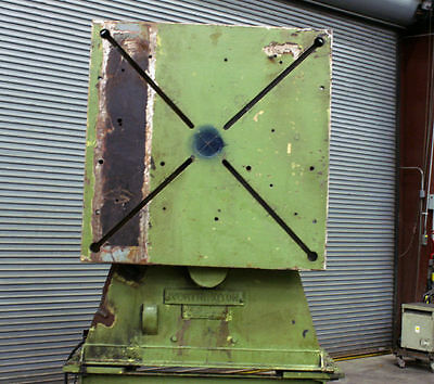 "16000 Lb Worthington/ransome ""6H"" Vertical Headstock Positioner - #26683"