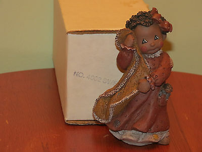 All God's Children by Miss Martha ~ SWEETIE ~  # 4002  RAGBABIES MADE IN USA
