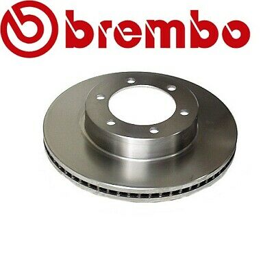 Front Disc Brake Rotor Brembo 40551002253 For: Toyota Sequoia 01-07 Tundra 00-10