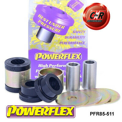 VW Passat CC 09 on Powerflex Rear Lower Link Outer Bushes PFR85-511