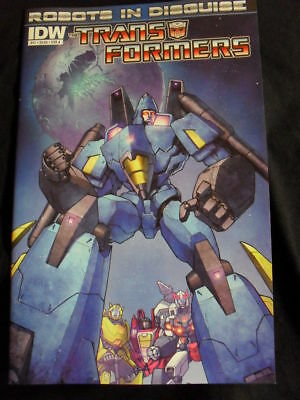 The Transformers: Robots In Disguise #11 Cover A (Idw Comics)