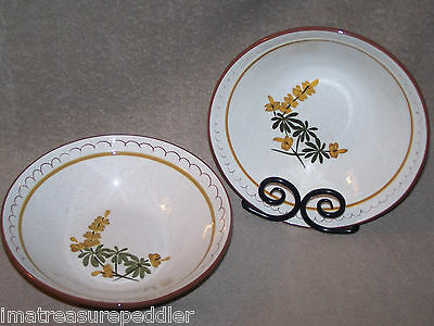 Stangl Golden Blossom Round Vegetable Serving Bowl - up to 2 available