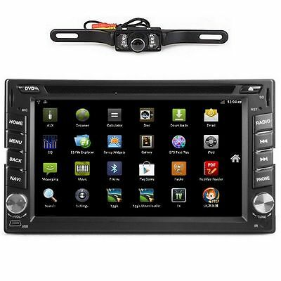 2Din Car Stereo GPS Navigation Cpu 1G The Fastest Pure Android 3G WIFI+Camera