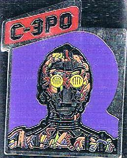 Star Wars Episode I Collectible Pin C-3PO