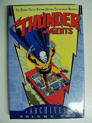 THUNDER AGENTS Archives Volume 2 HARDCOVER Mint SALE LOW SHIPPING