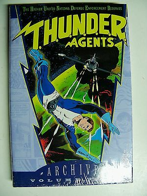 THUNDER AGENTS Archives Volume 4 HARDCOVER Mint SALE LOW SHIPPING