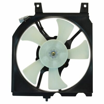 AC A//C Condenser Radiator Cooling Fan Assembly w// Motor for 95-00 Kia Sportage