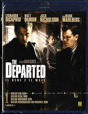 The Departed - Blu Ray Nuovo