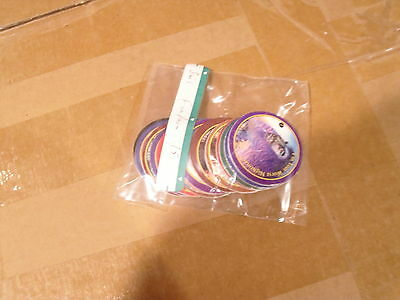 POGS I'M YOUR WORST NIGHTMARE COMPLETE RARE SET of ALL 15 of  by S.G.I.