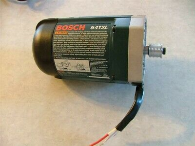 NEW Bosch 5412L, 4412, 4410 Compound Miter Saw MOTOR