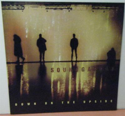 SOUNDGARDEN DOUBLE SIDED PROMO ALBUM FLAT DOWN ON THE UP SIDE 1996 PRETTY NOOSE