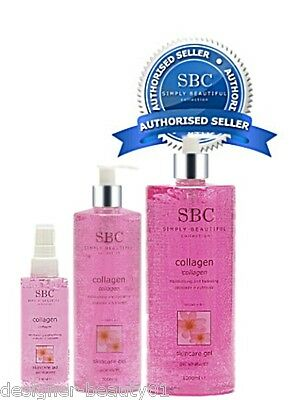 SBC COLLAGEN Skin Care Gel With PUMP   Official SBC Stockist