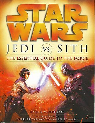 STAR WARS JEDI vs SITH: ESSENTIAL GUIDE TO THE FORCE SC