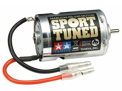 Tamiya RS-540 sport tuned motor ideal for TT-01 540 Can Hop Up OP.68 53068