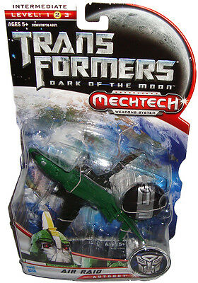 Transformers Dark of the Moon Air Raid Action Figure MIB DOTM Deluxe Class Toy