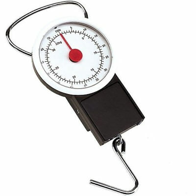New Compact Travel Hanging 32kg Luggage Scale Weighing Suitcase + Tape Measure