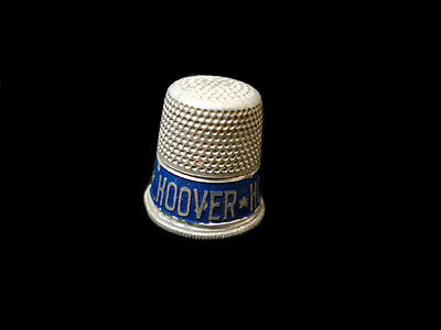 Political Herbert Hoover For President ~ Thimble ~ Happiness &  Home
