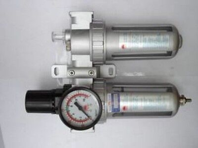 Sfc-400 Pneumatic Air Filter Regulator Lubricator Bsp